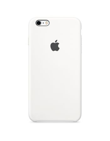 Чехол для iPhone Apple iPhone 6/6s Silicone Case White